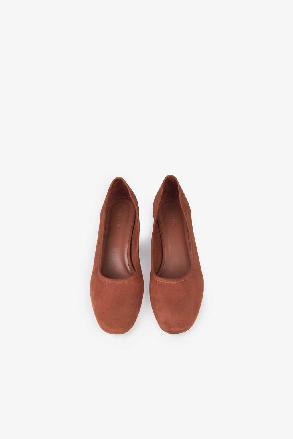Block Heel 1896 Brown 2