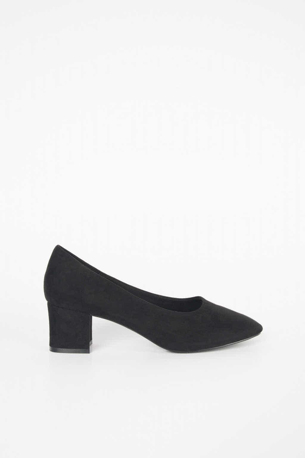 Block Heel 98039 Black 1