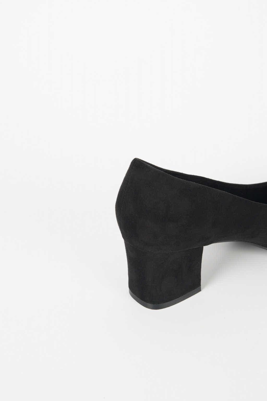 Block Heel 98039 Black 4
