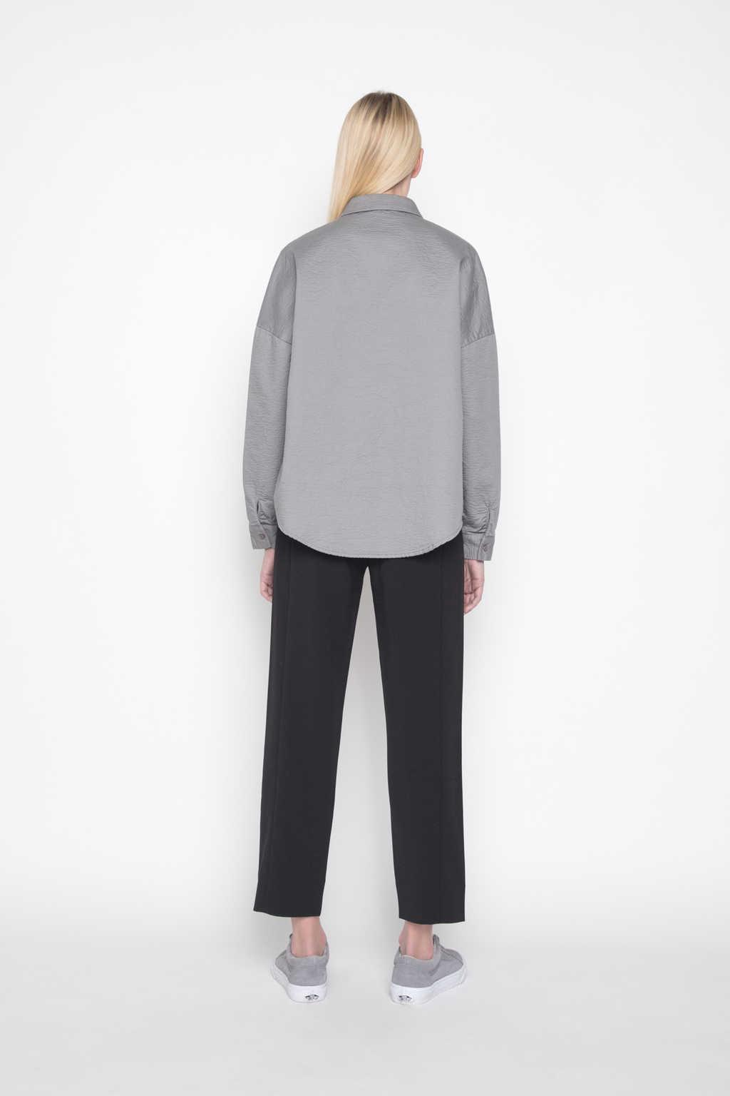 Blouse 1335 Gray 4