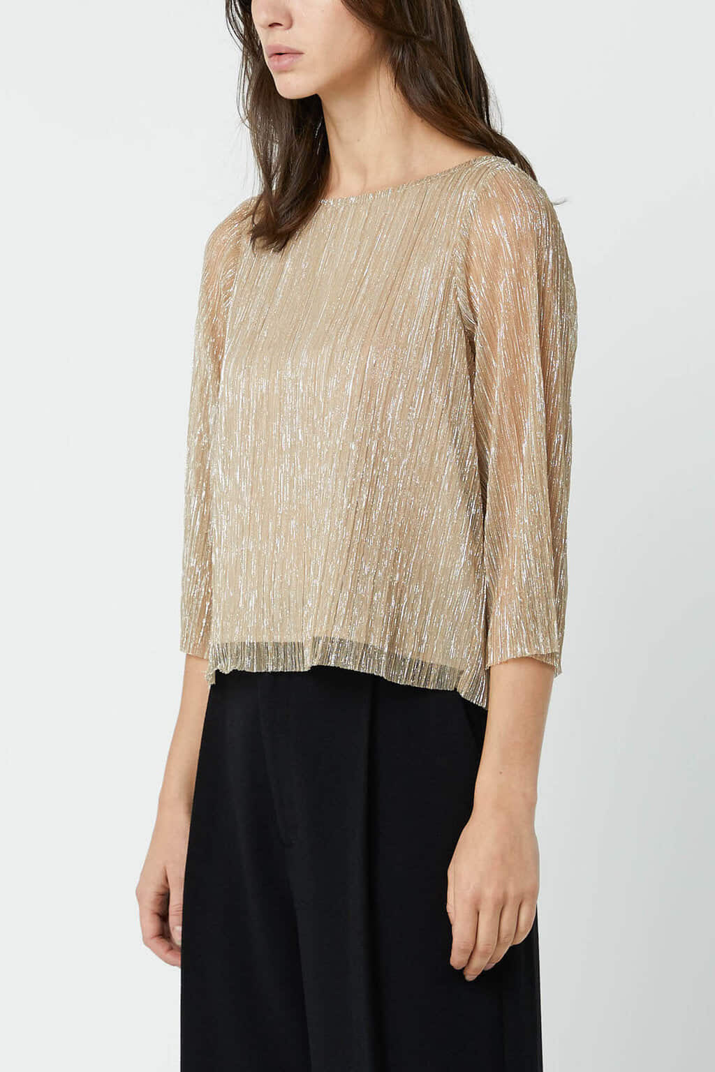 Blouse 2727 Champagne 2