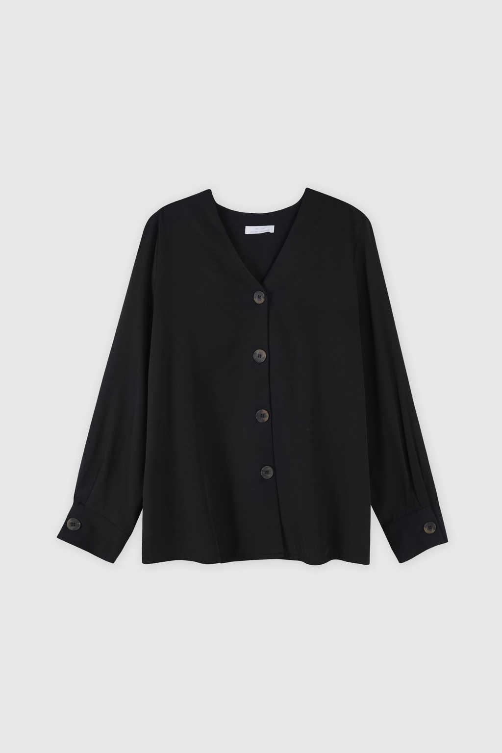 Blouse 2957 Black 9