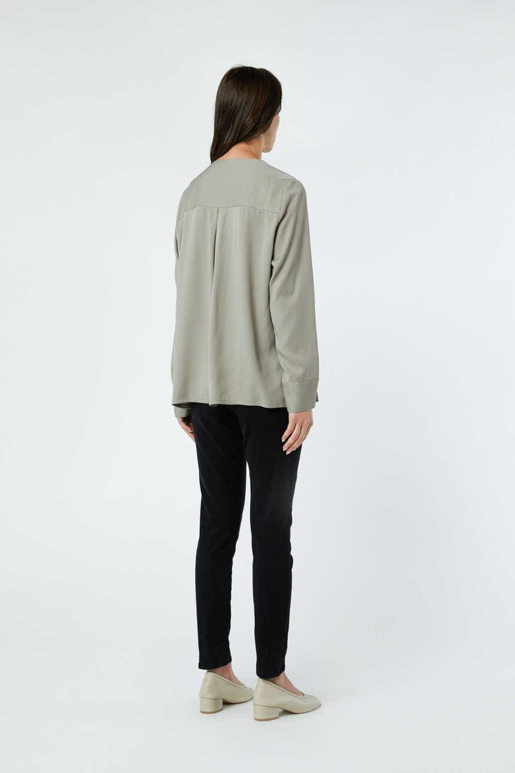 Blouse 2957 Gray 6