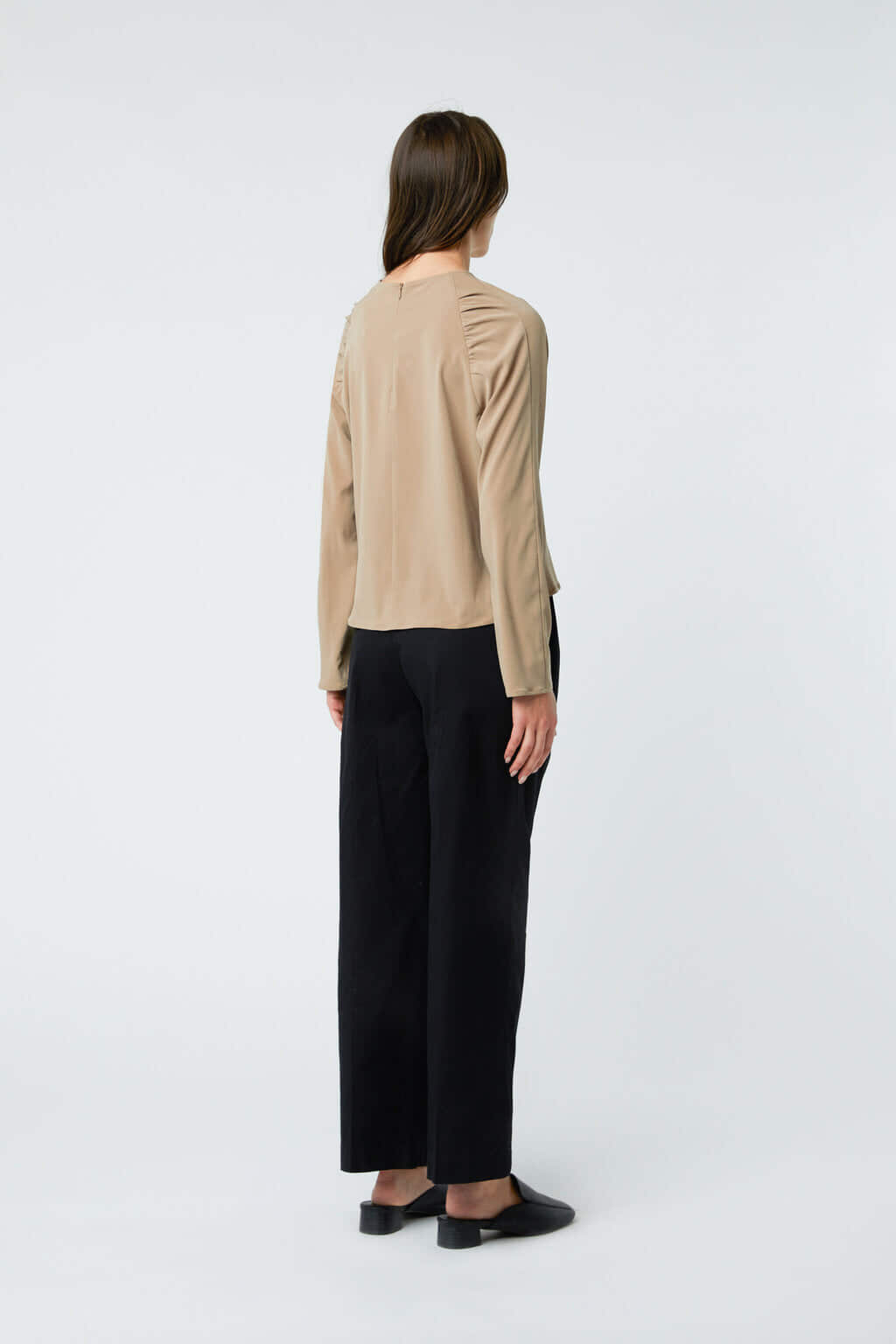 Blouse 2965 Taupe 4