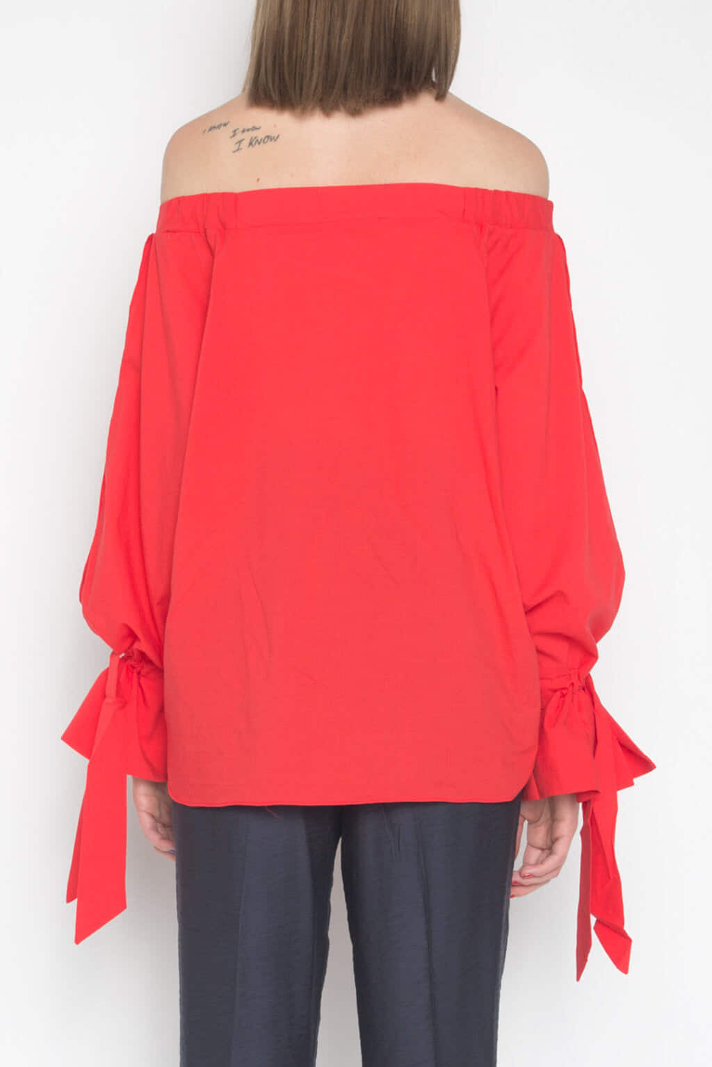 Blouse H103 Red 2