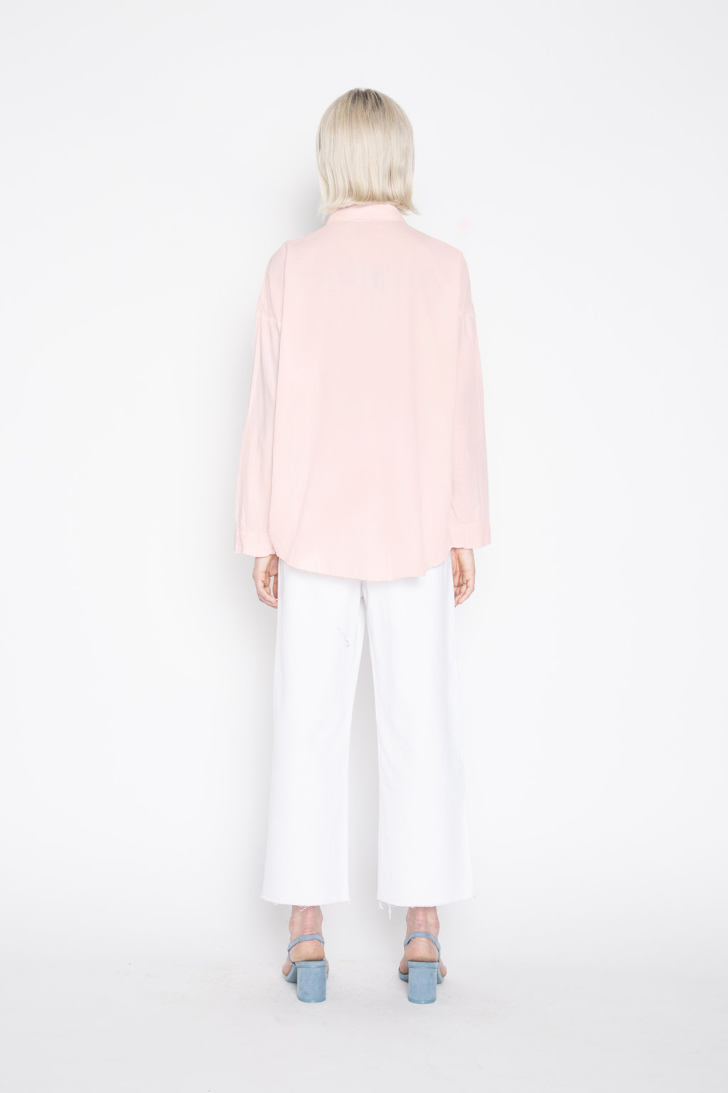 Blouse H117 Pink 4