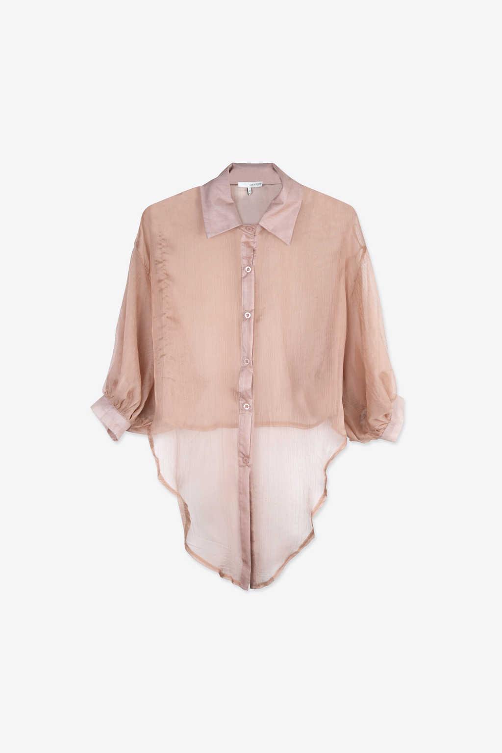 Blouse H198 Pink 5