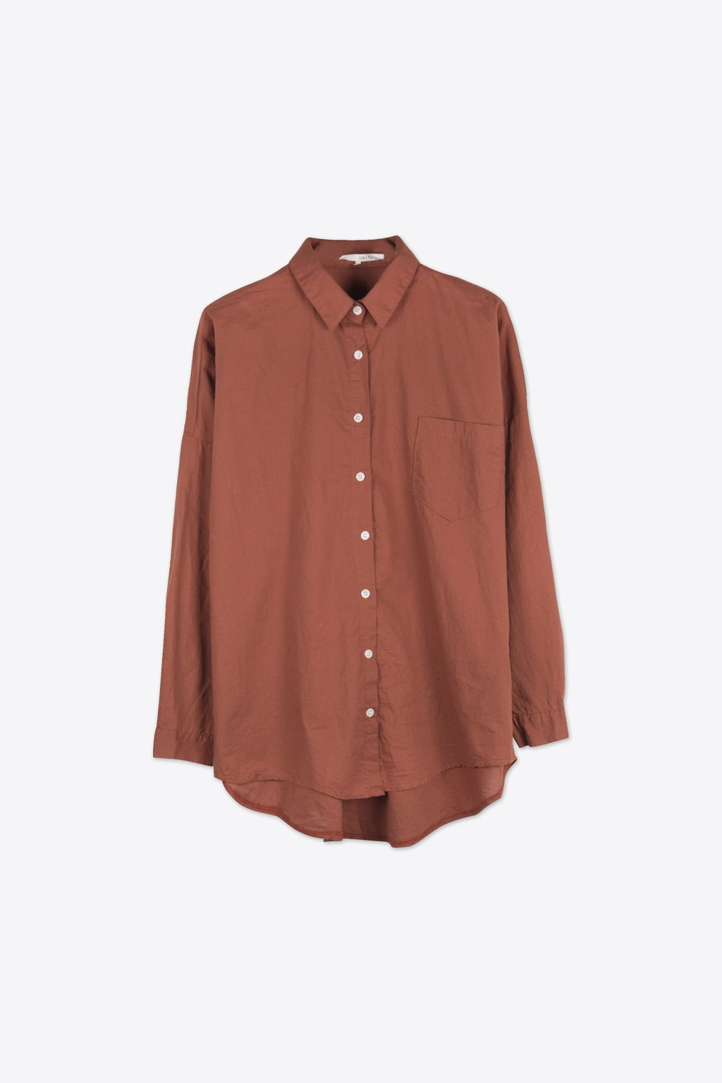 Blouse H218 Brown 7
