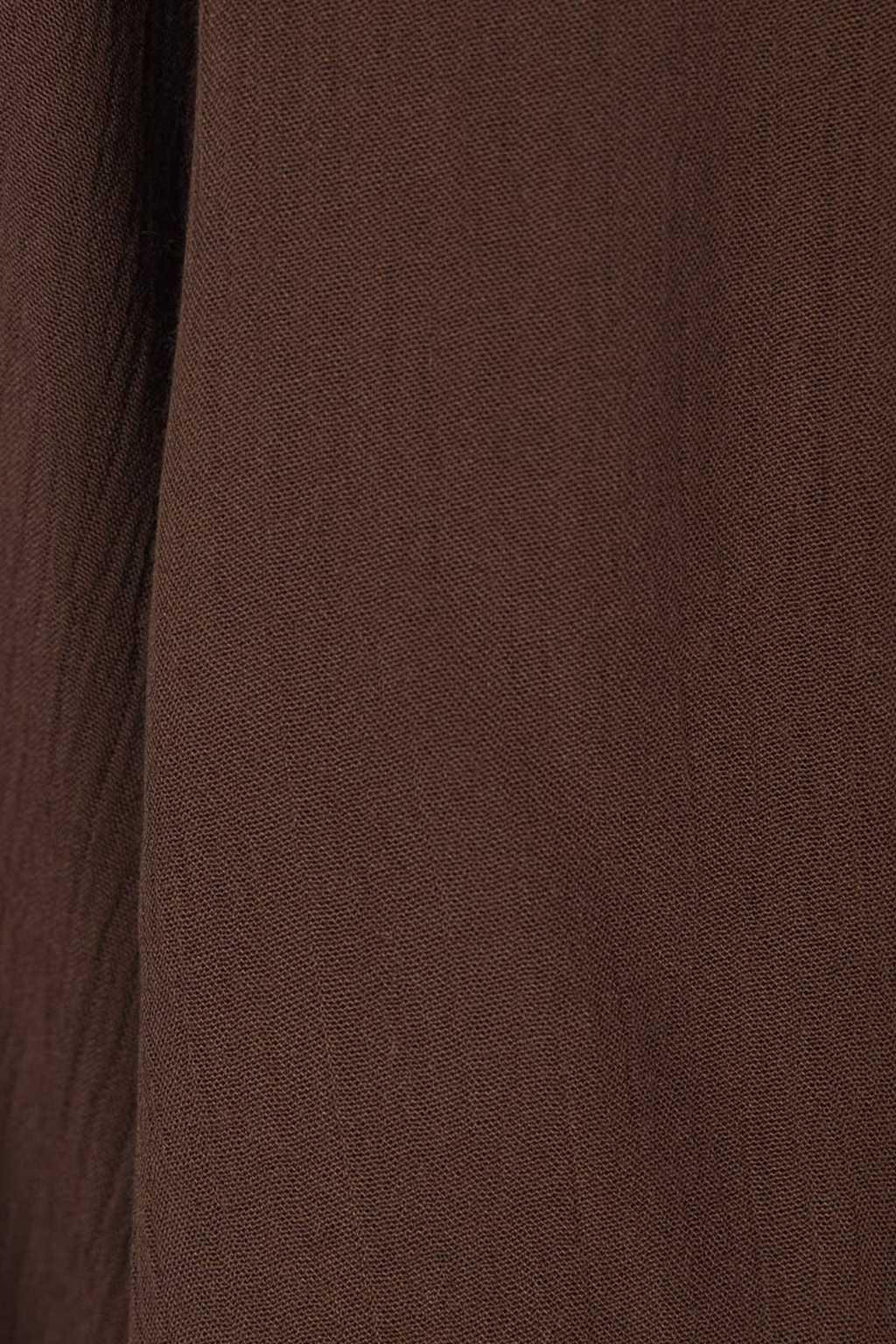 Blouse H249 Brown 8