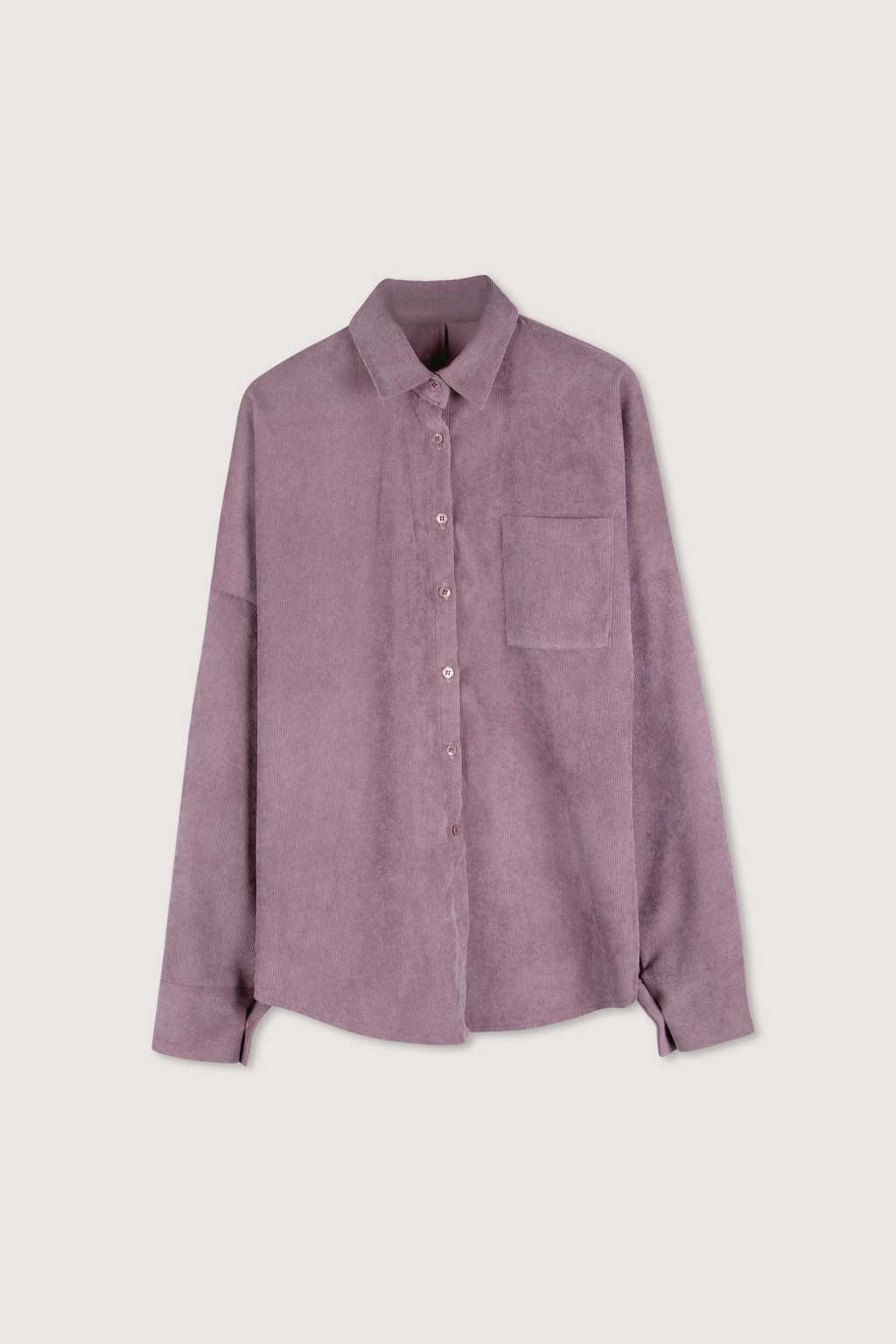 Blouse H356 Purple 7
