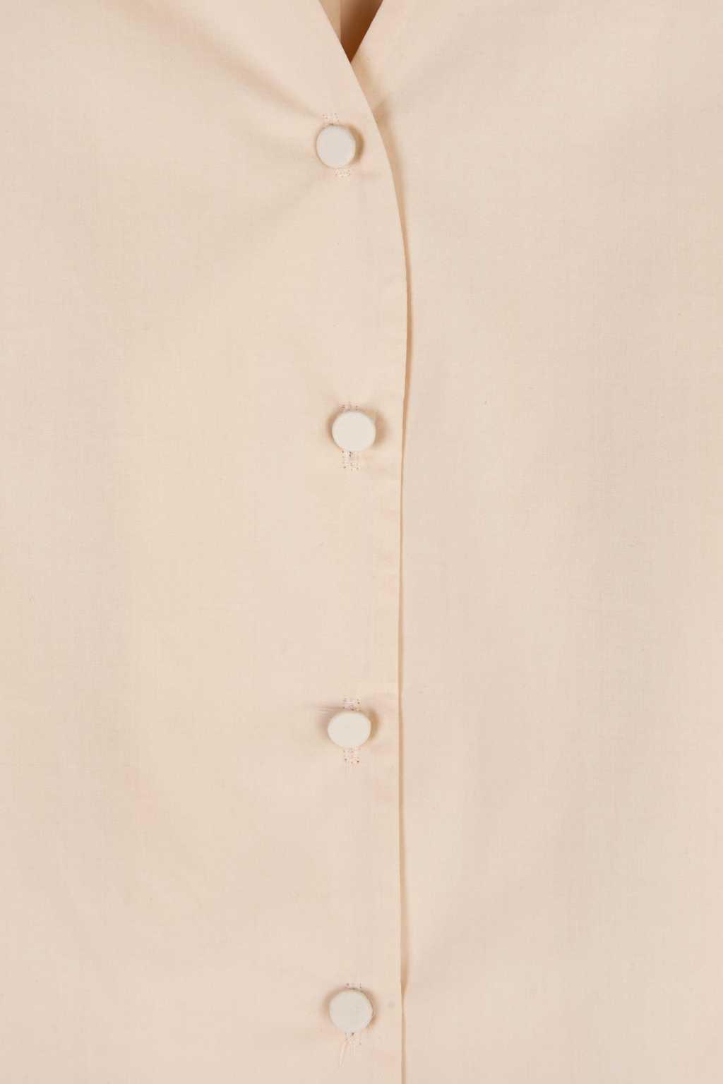Blouse J015 Cream 8