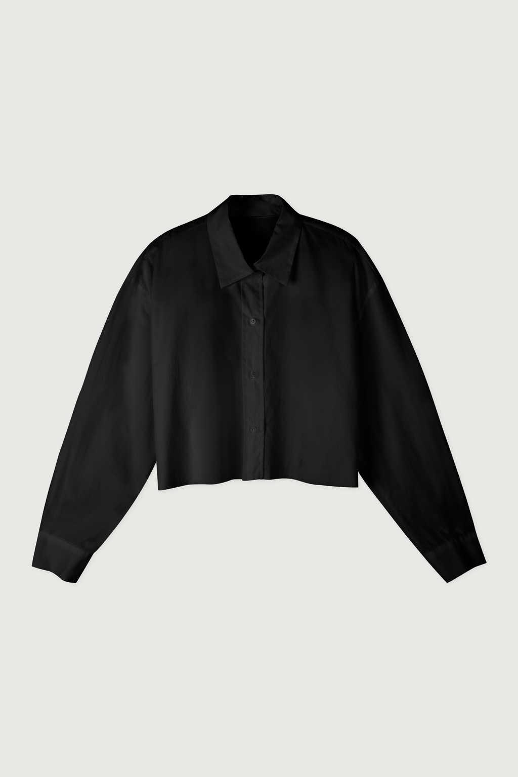 Blouse K008 Black 7