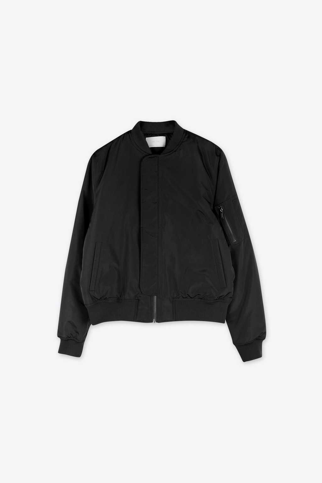 Bomber Jacket 1464 Black 9