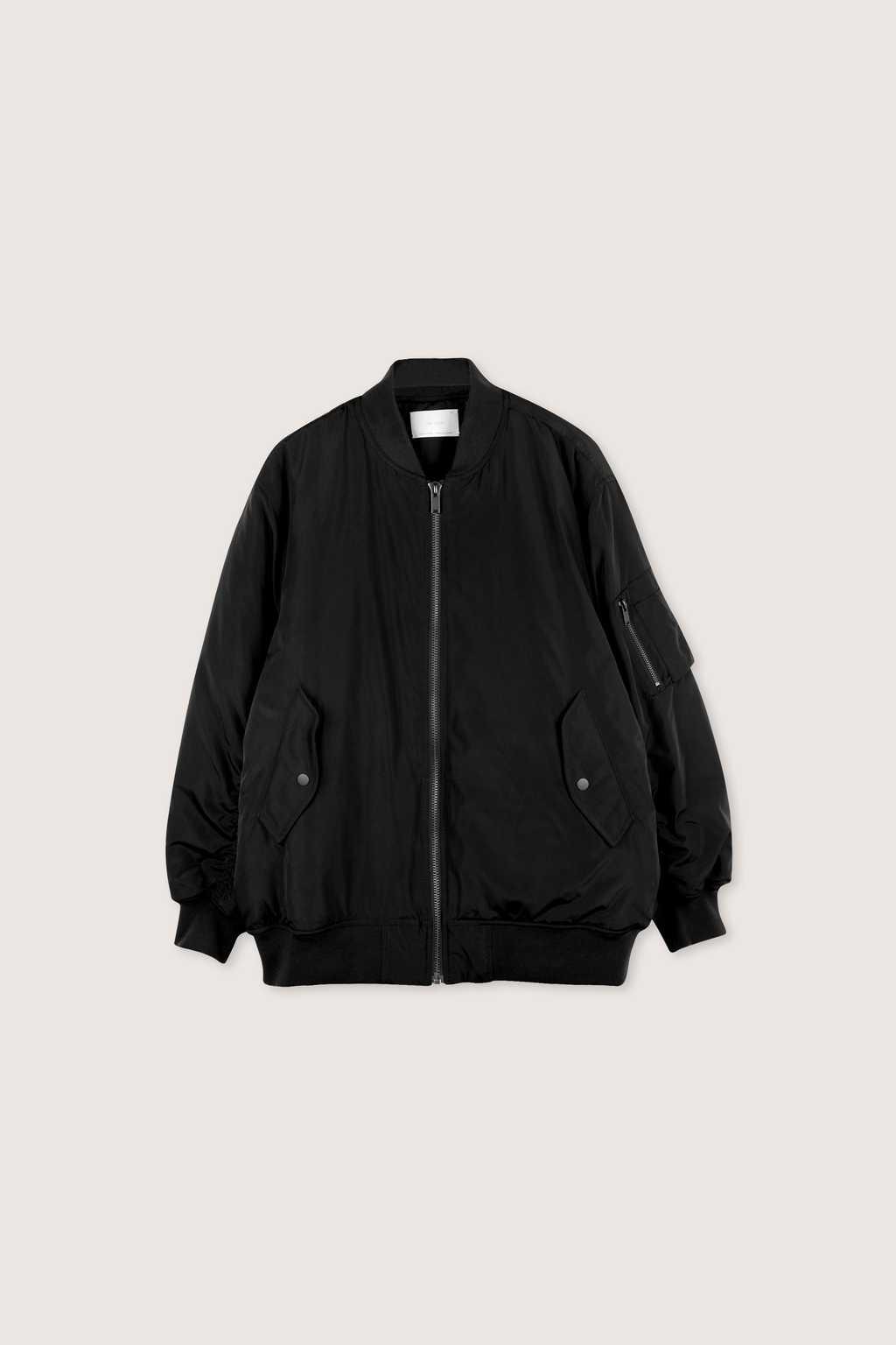 Bomber Jacket 1523 Black 9