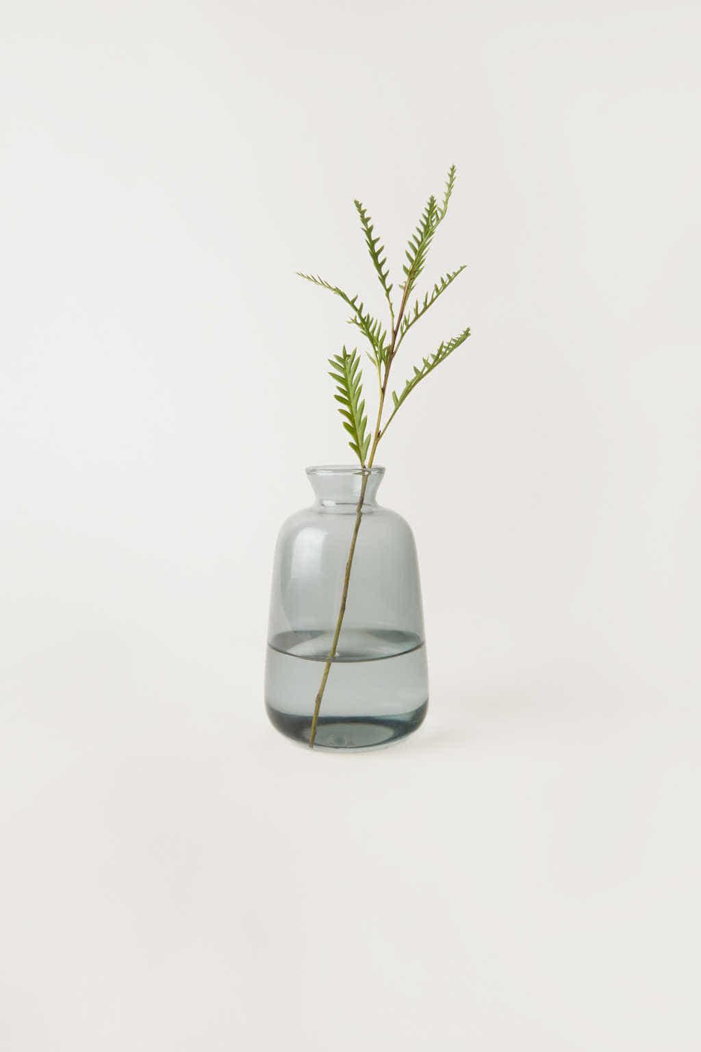 Bottle Vase 3384 Gray 1