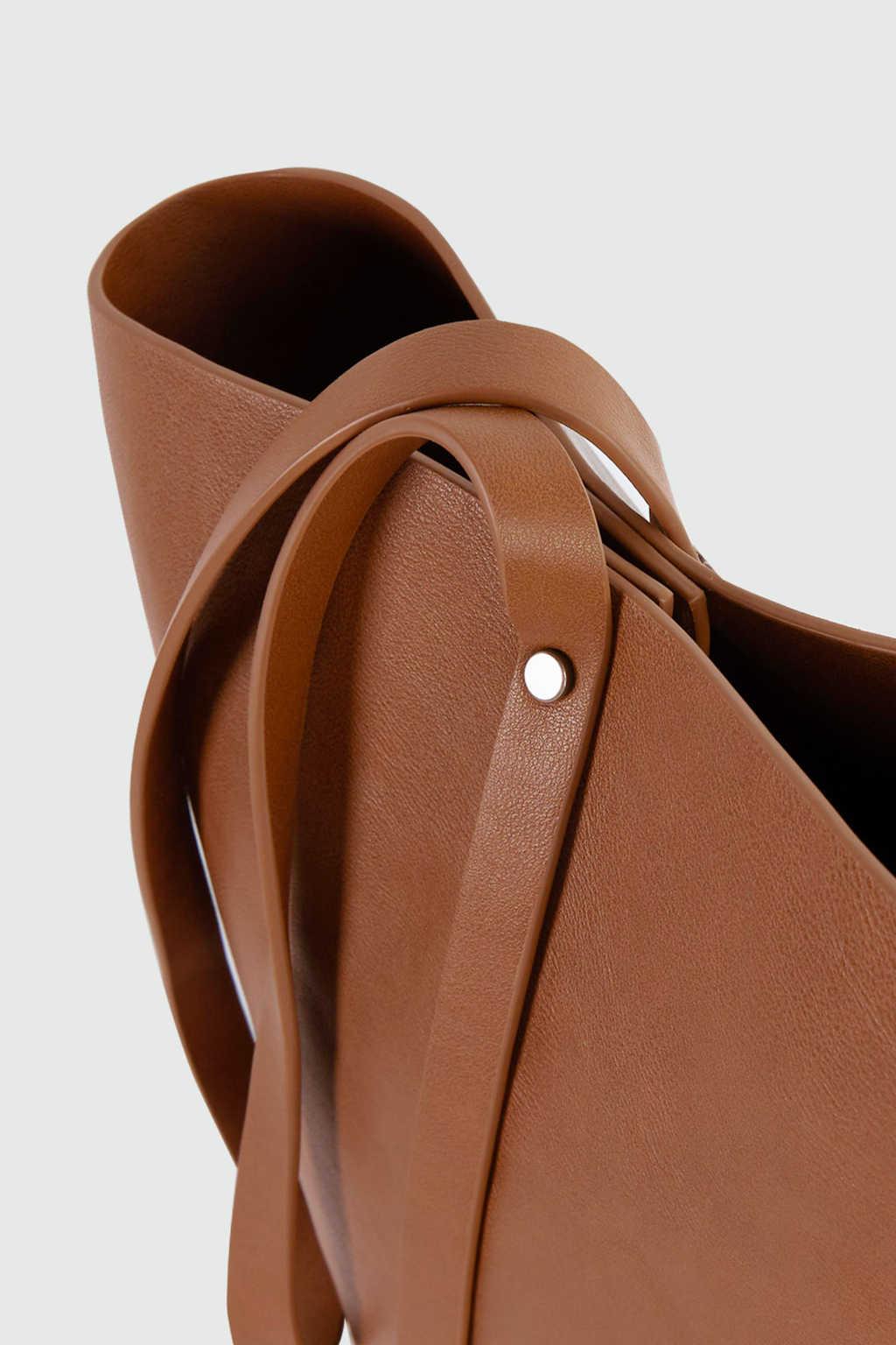 Bucket Bag 3350 Brown 11
