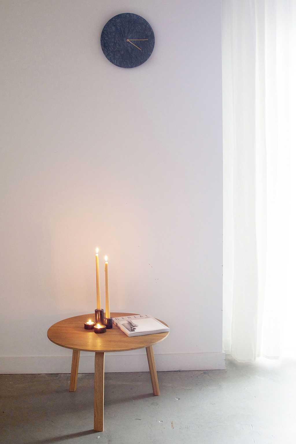 Candlestick Holder 1877 Black 1