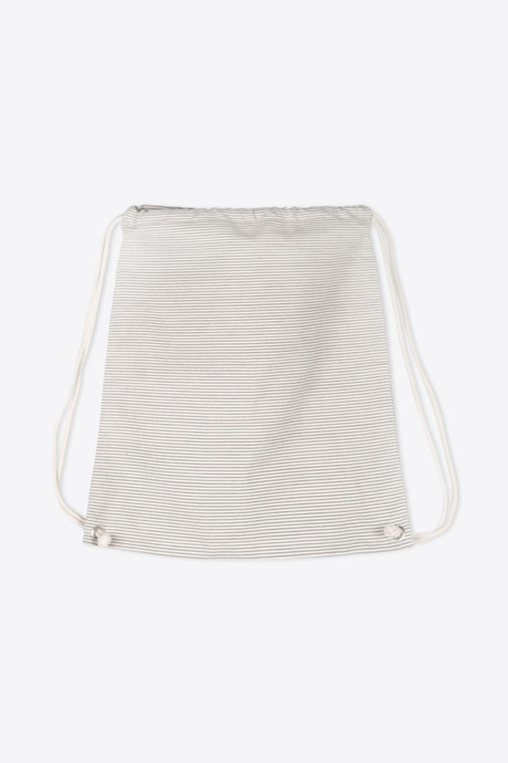 Canvas Drawstring Tote 1482 Cream Mix 1