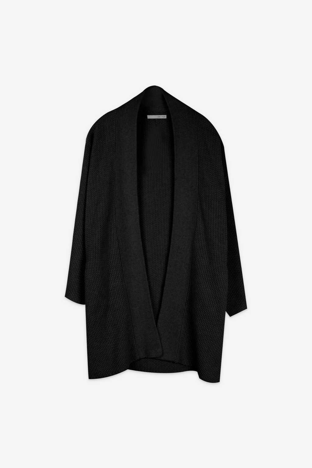 Cardigan 1099 Black 6