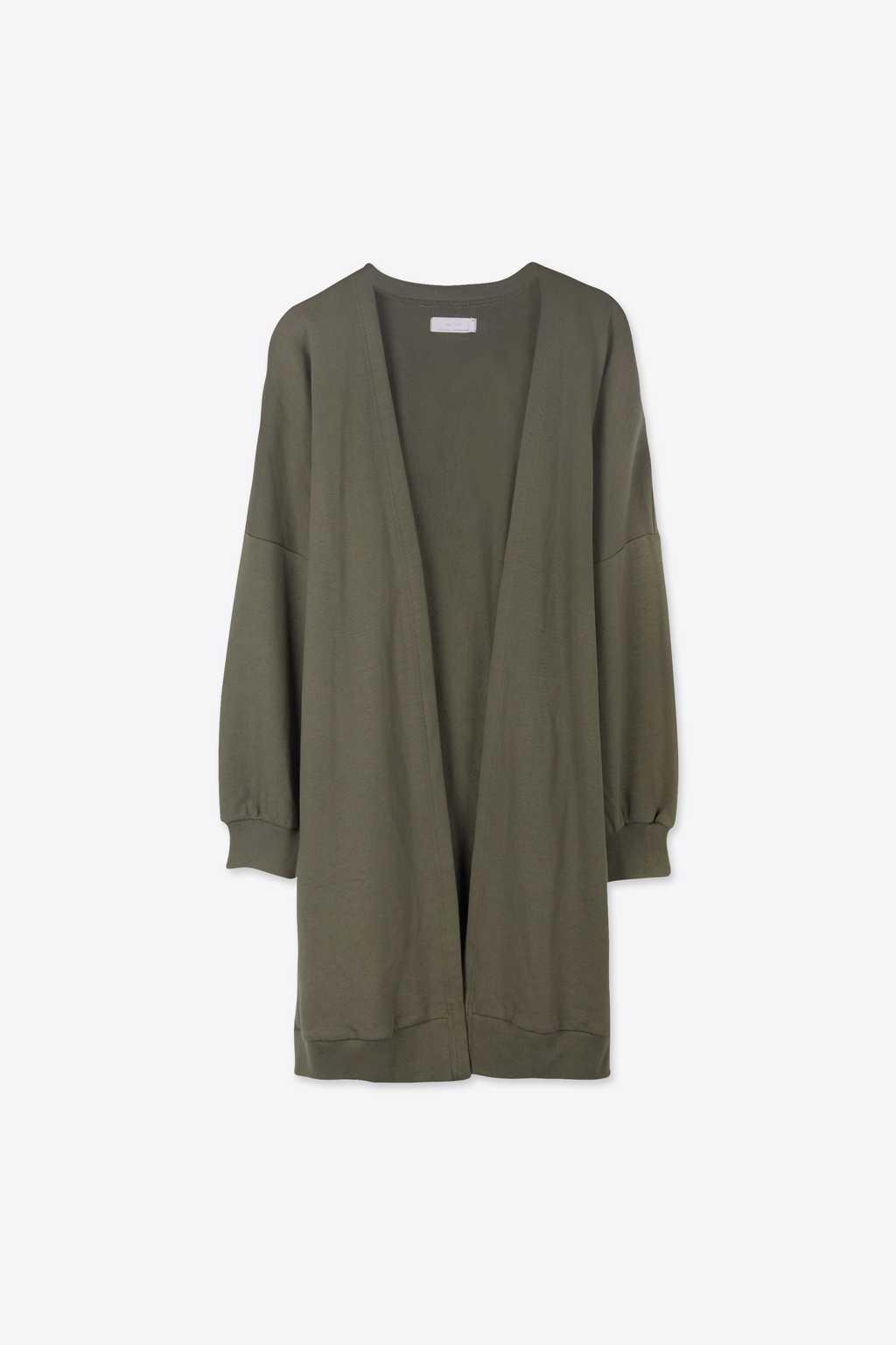 Cardigan 1438 Olive 5