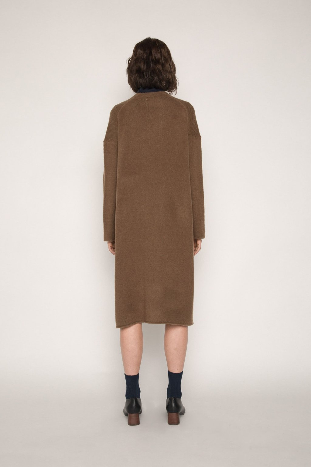 Cardigan 1550 Brown 8