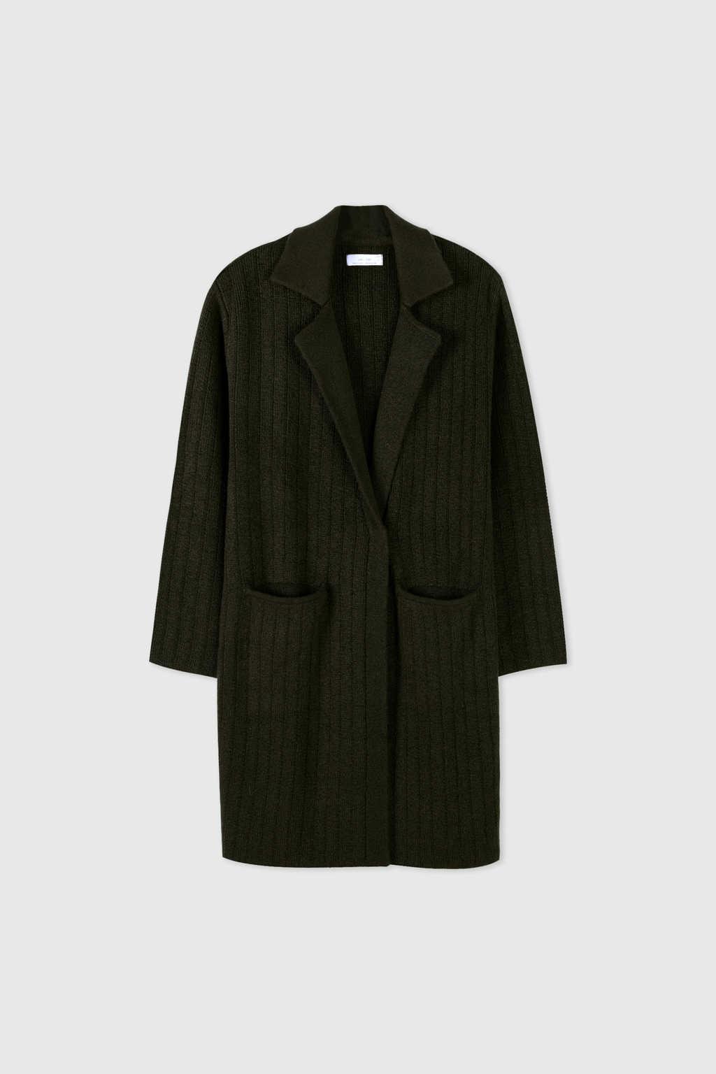 Cardigan 2600 Olive 7