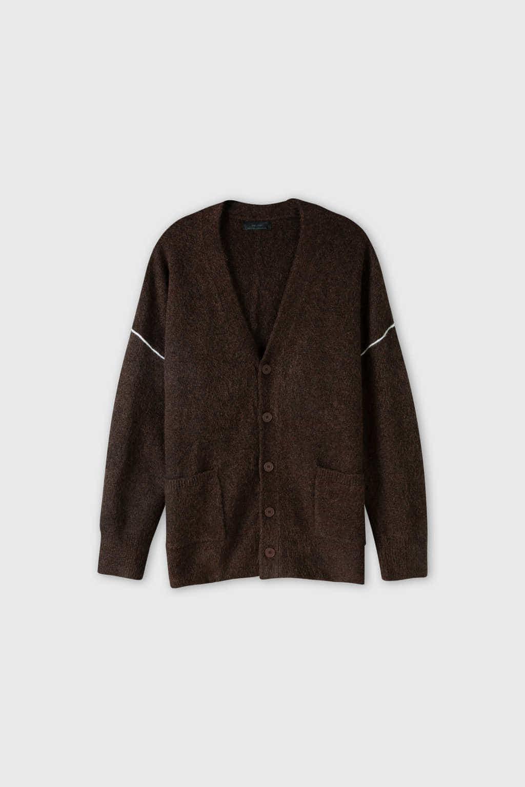 Cardigan 2662 Brown 6