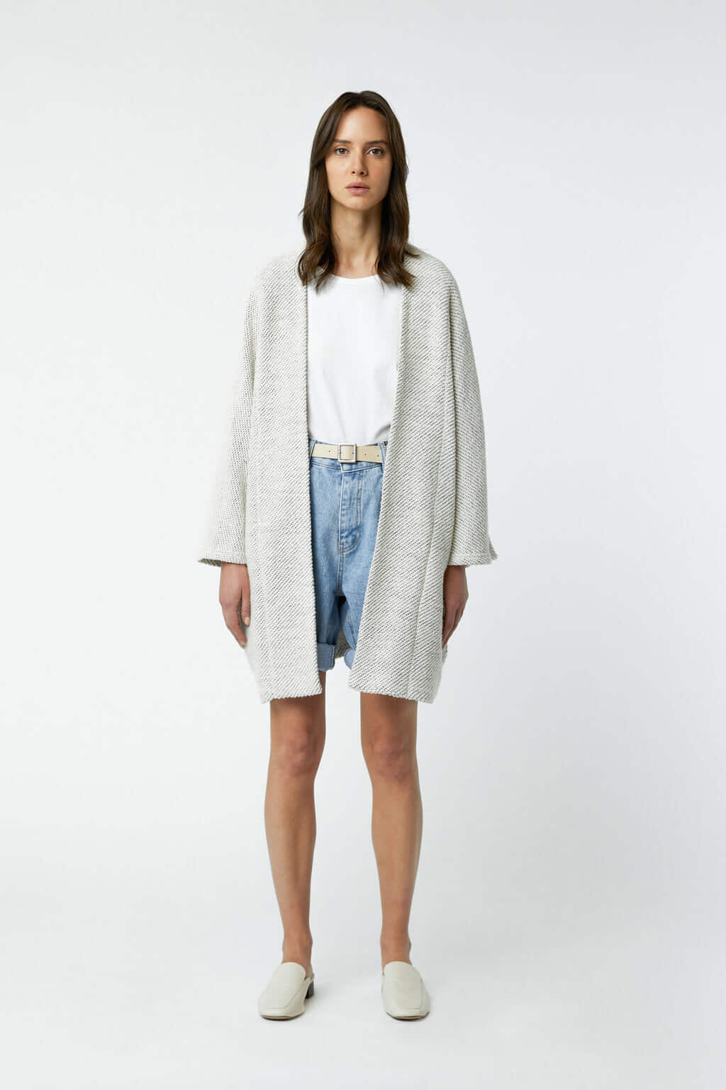 Cardigan 2969 Off White 3