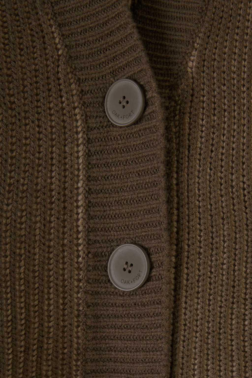 Cardigan 3309 Brown 9