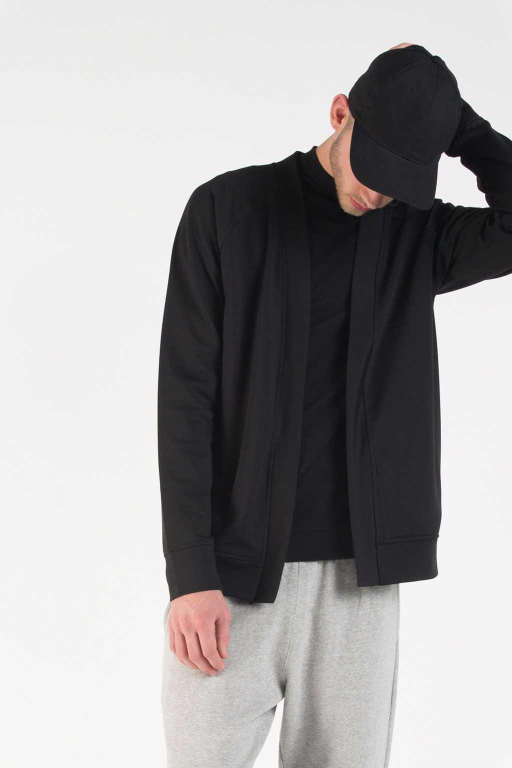 Cardigan 7233 Black 1