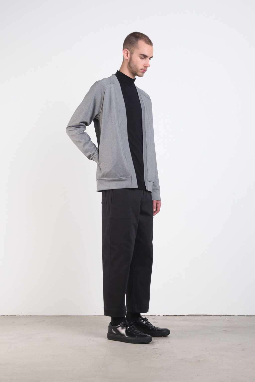Cardigan 7233 Gray 6