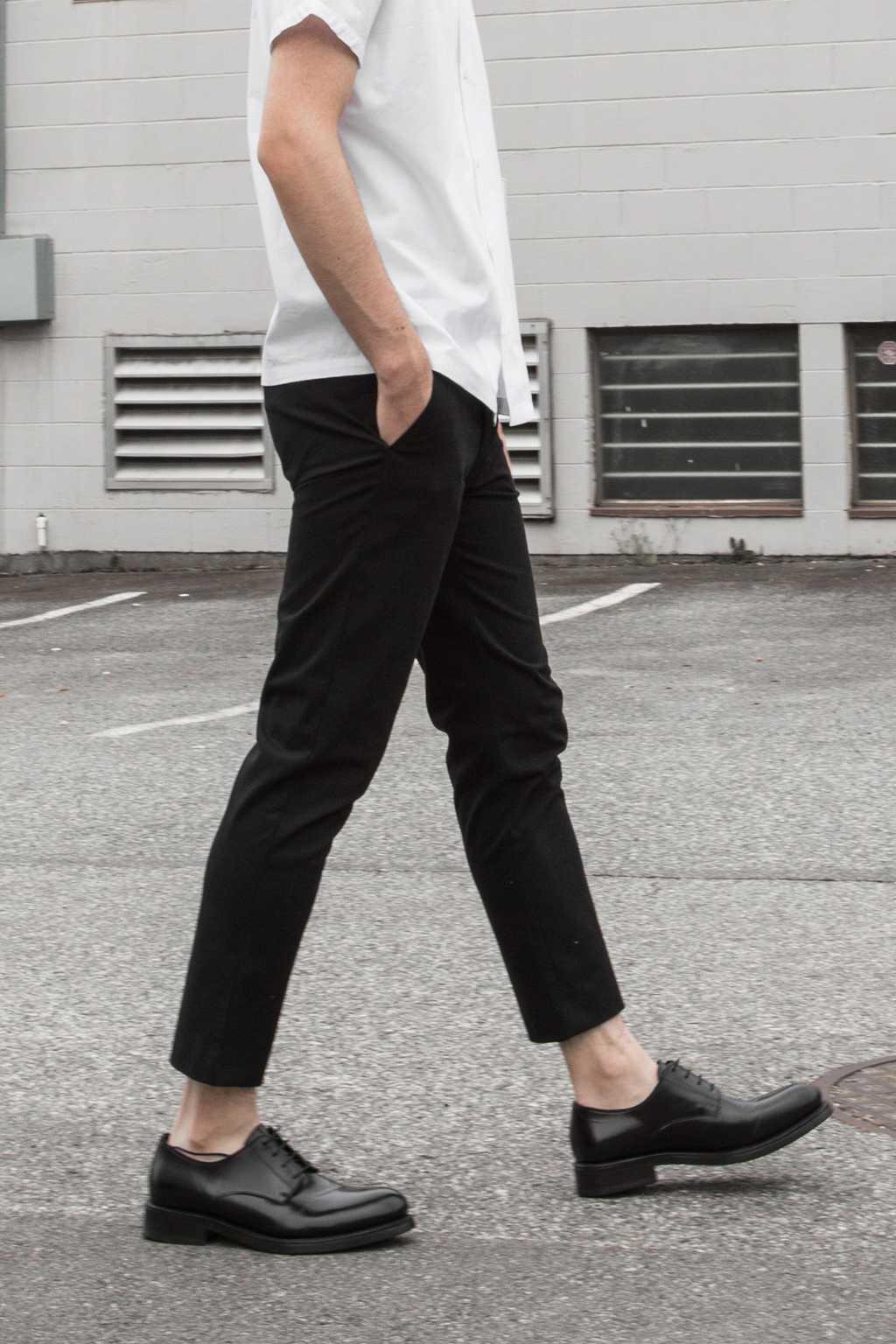 Classic Pant 1128 Black 5