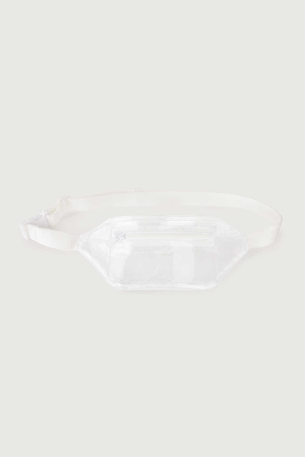 Clear Waist Bag 3311 Clear 3
