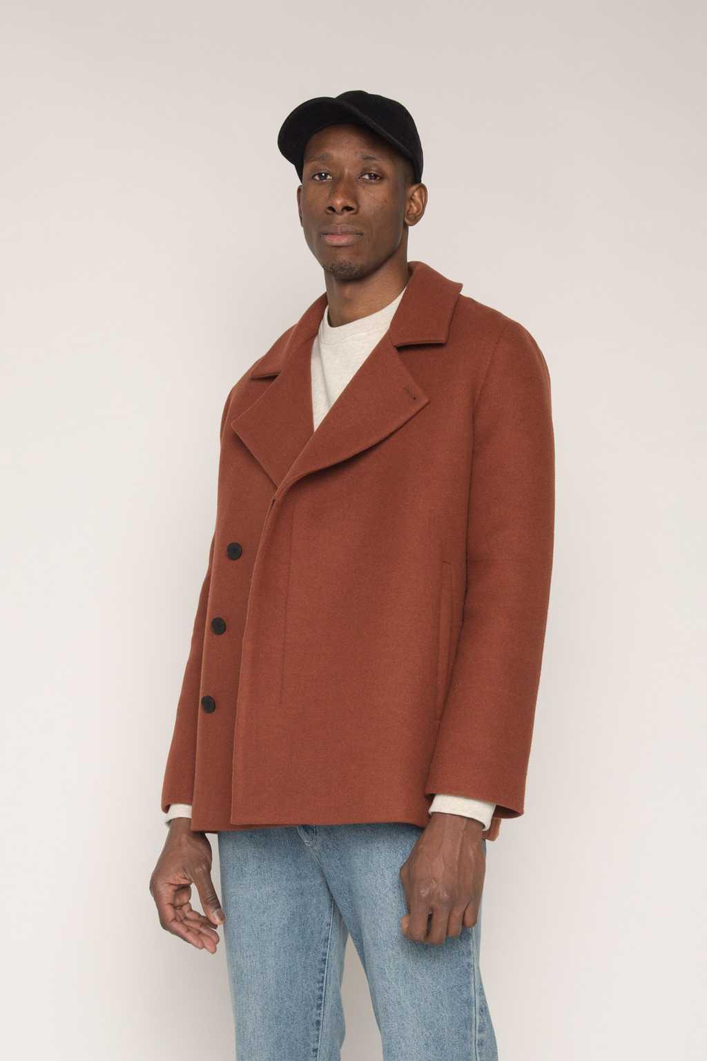 Coat 1636 Clay 2