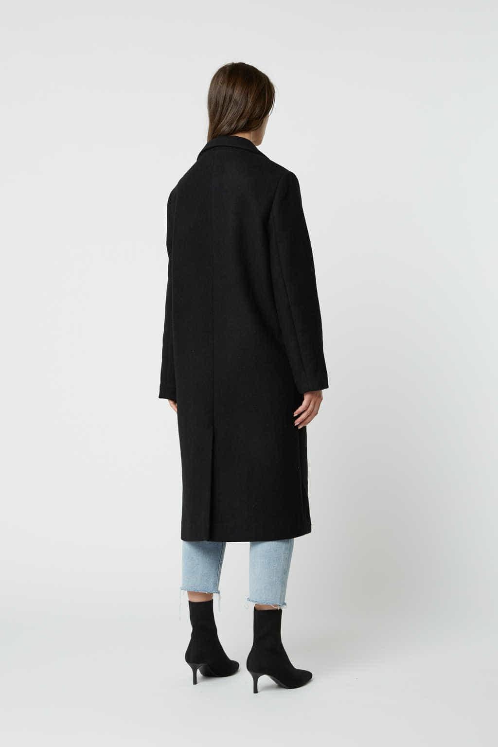 Coat 2495 Black 4