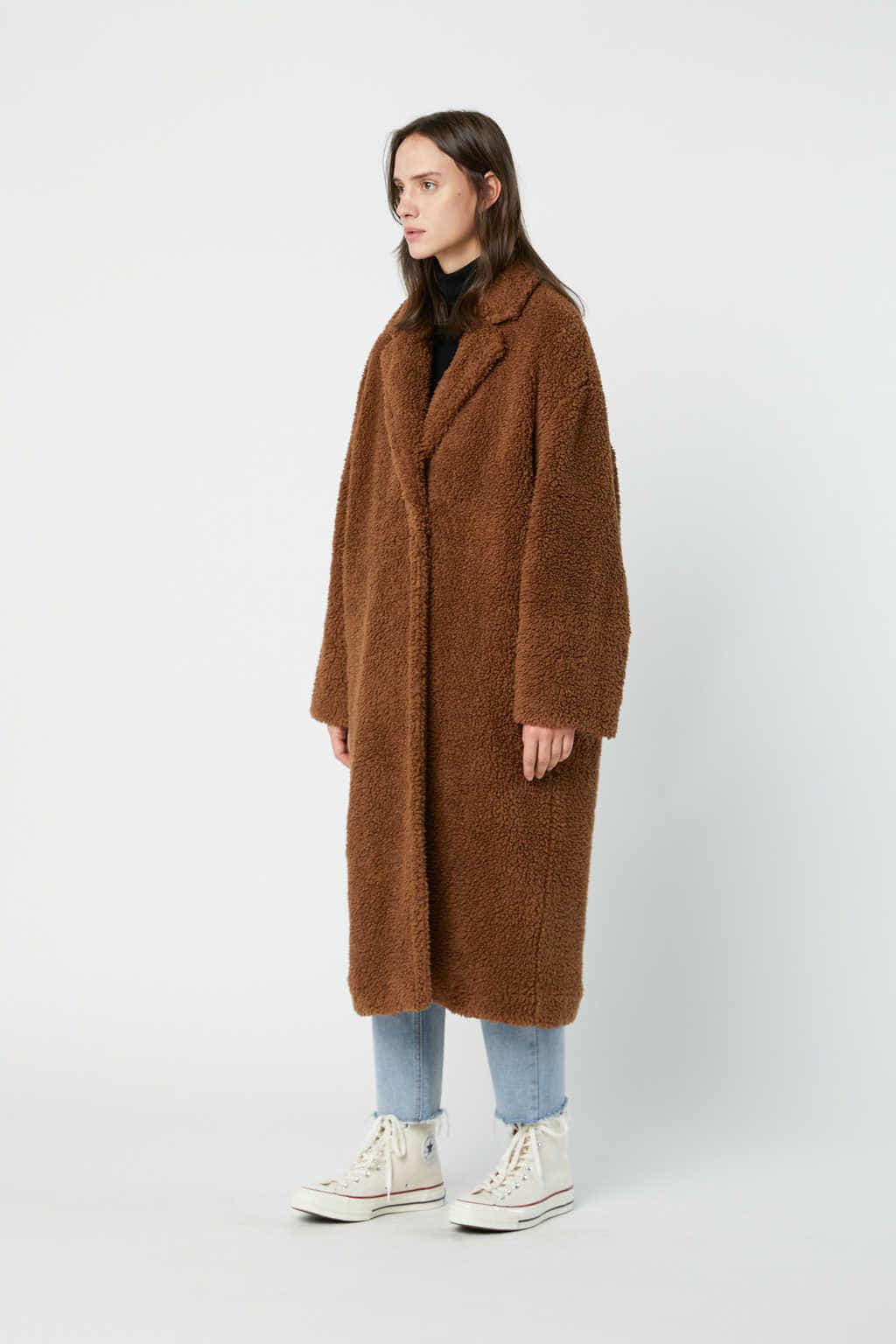 Coat 2694 Camel 3