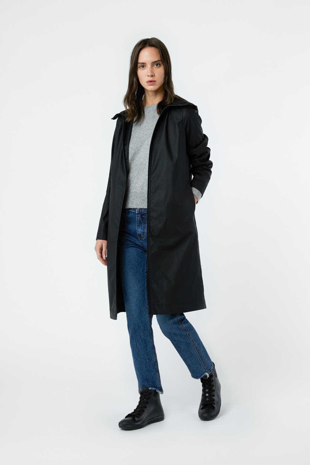 Coat 2953 Black 13