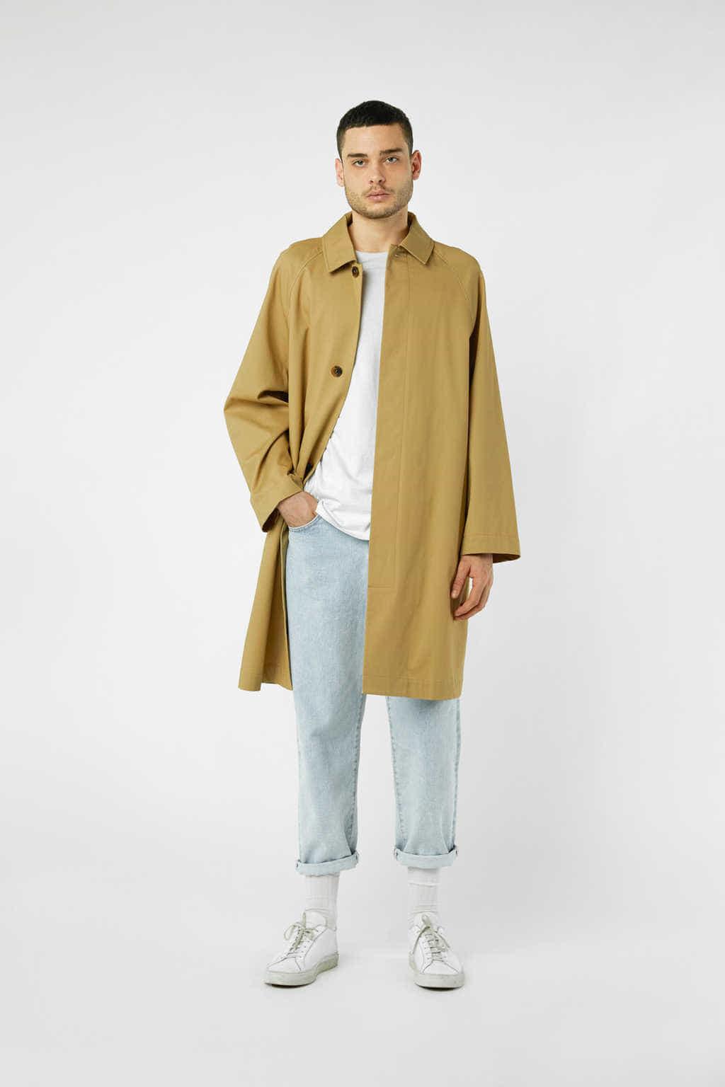 Coat 3402 Beige 10