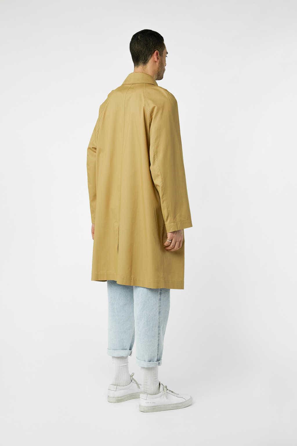 Coat 3402 Beige 11