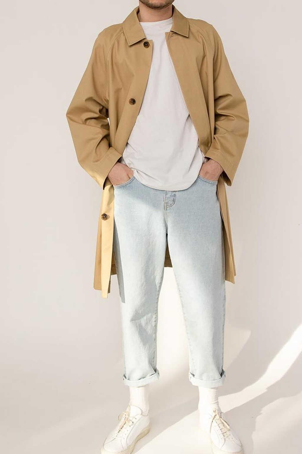 Coat 3402 Beige 8