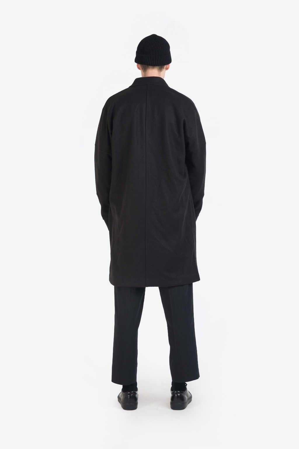 Coat 4132 Black 12
