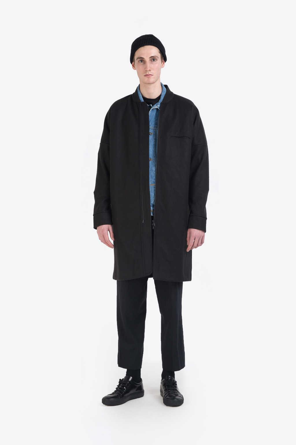 Coat 4132 Black 9