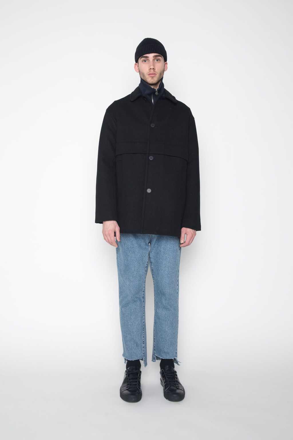 Coat 4134 Black 5