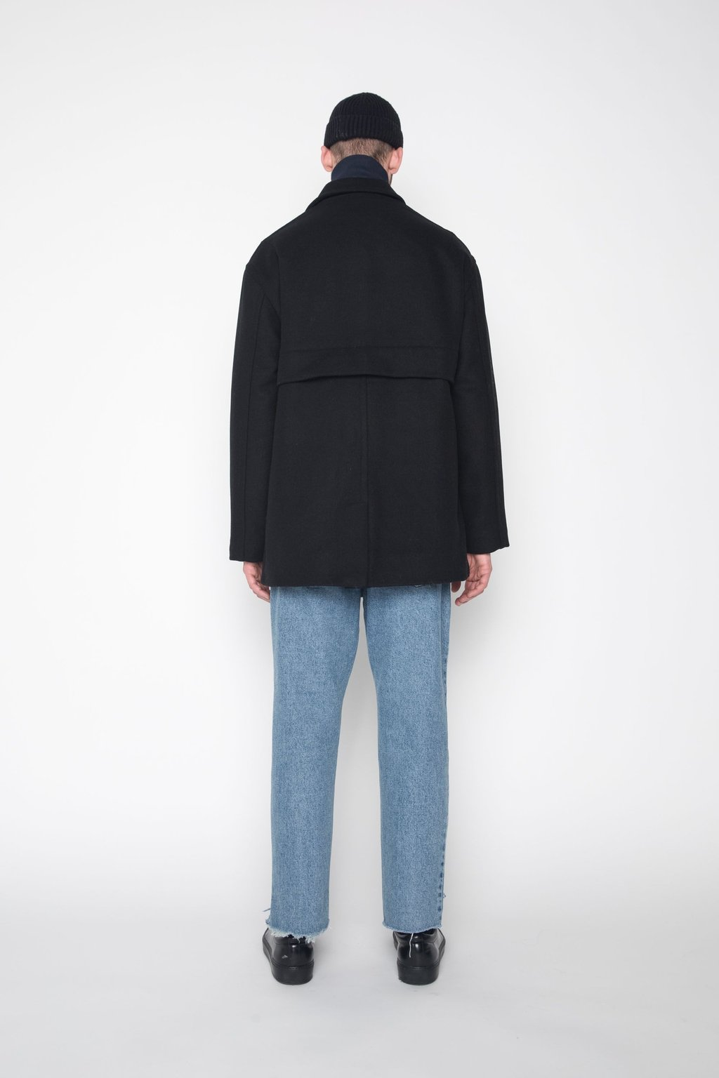 Coat 4134 Black 6