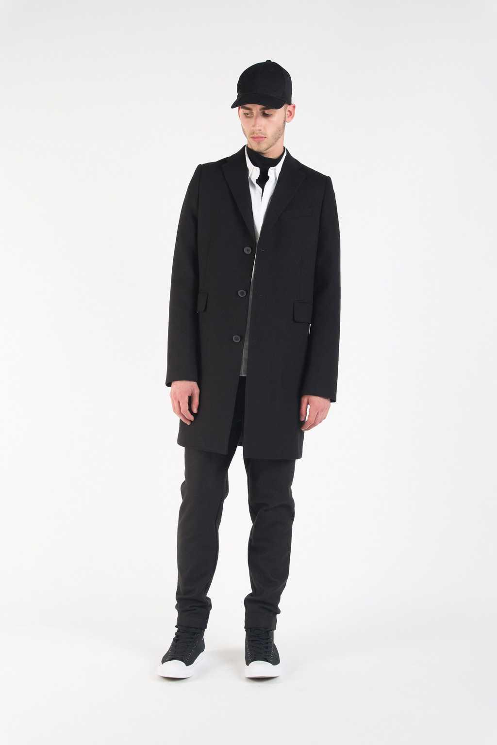 Coat 4157 Black 5
