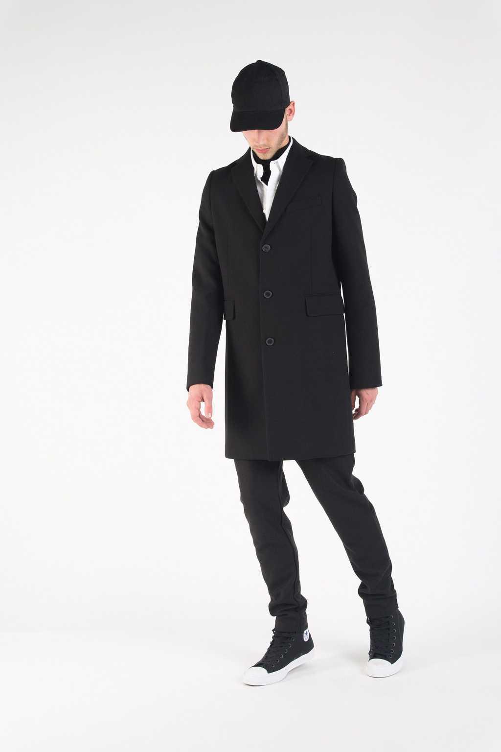 Coat 4157 Black 7
