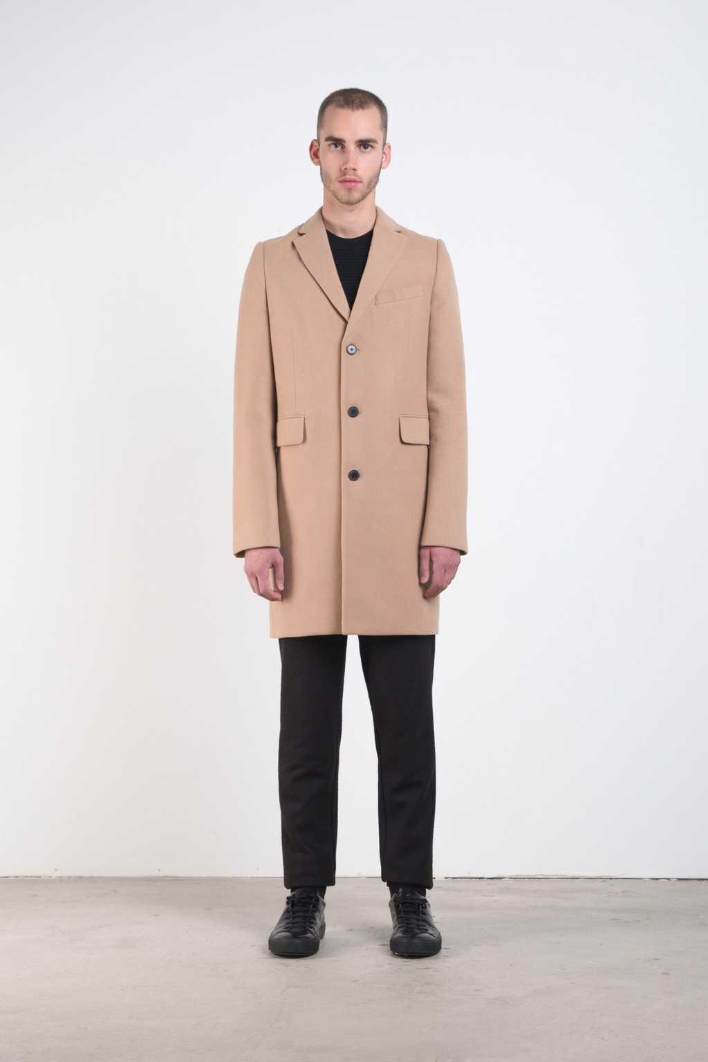 Coat 4157 Camel 11