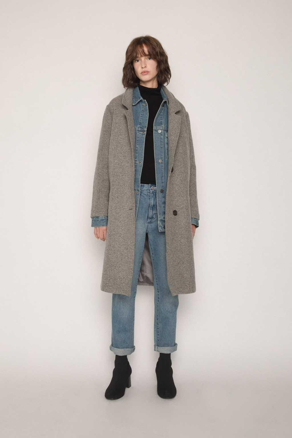 Coat G031 Beige 1