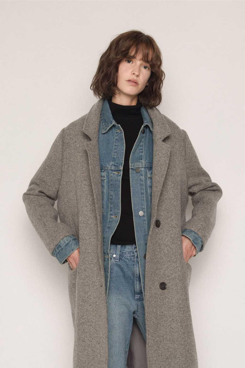 Coat G031 Beige 2