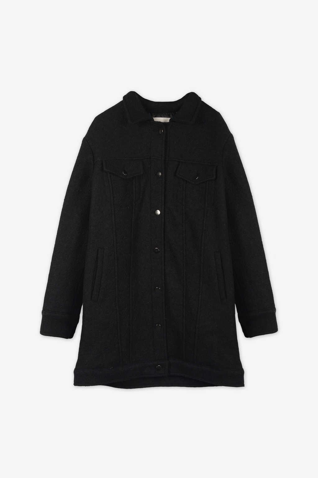 Coat G29 Black 5